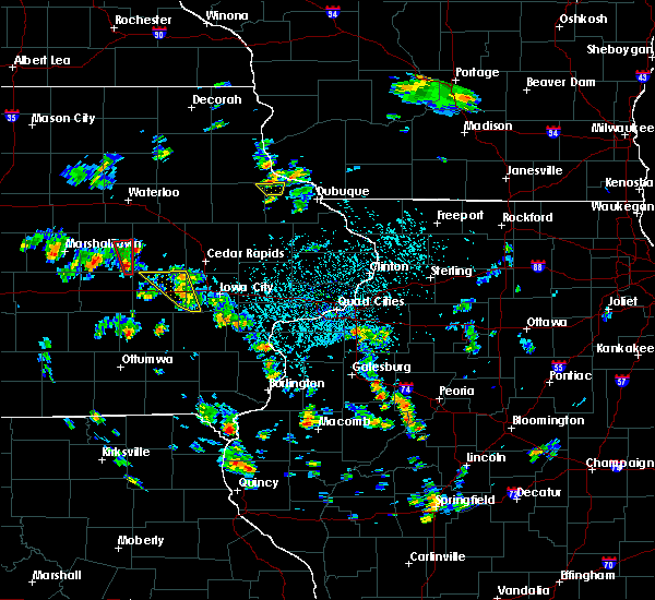 Radar Image for Severe Thunderstorms near Conroy, IA at 5/26/2020 2:31 PM CDT
