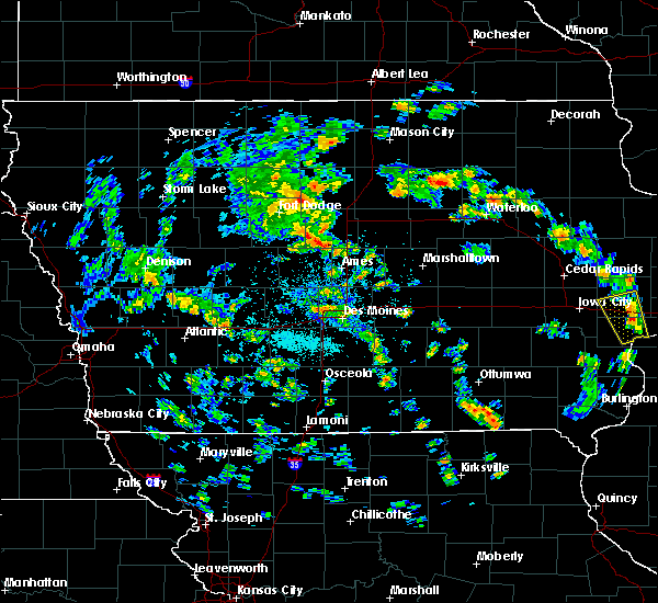 Radar Image for Severe Thunderstorms near Eagle Grove, IA at 5/26/2020 3:50 PM CDT
