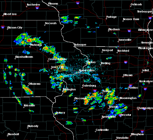 Radar Image for Severe Thunderstorms near Tipton, IA at 5/26/2020 3:57 PM CDT