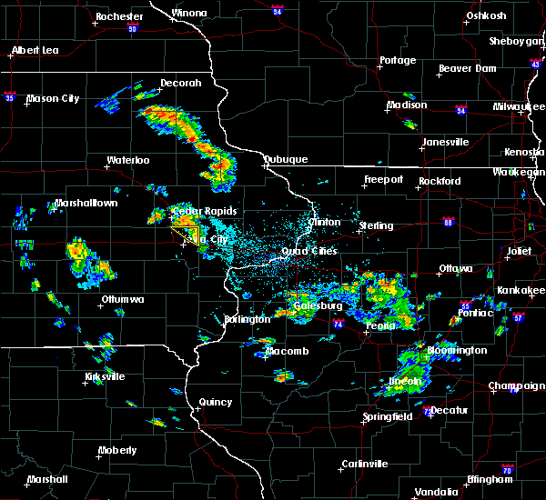 Radar Image for Severe Thunderstorms near Shueyville, IA at 5/26/2020 4:58 PM CDT