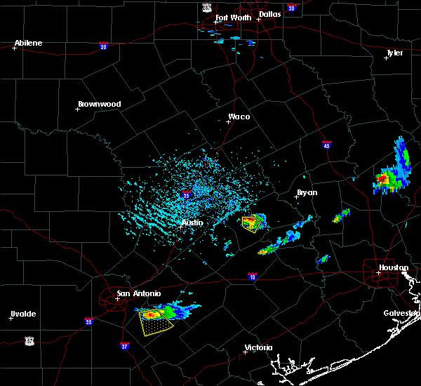 Radar Image for Severe Thunderstorms near Lexington, TX at 5/26/2020 5:20 PM CDT