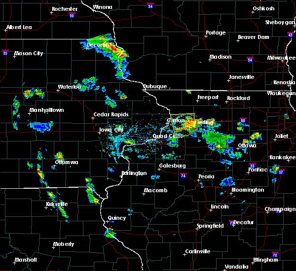 Radar Image for Severe Thunderstorms near Elizabeth, IL at 5/26/2020 6:06 PM CDT