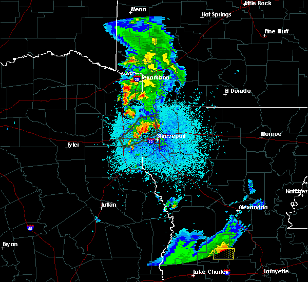 Radar Image for Severe Thunderstorms near Plain Dealing, LA at 5/26/2020 9:00 PM CDT