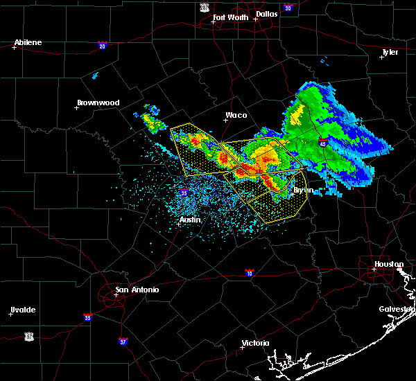 Radar Image for Severe Thunderstorms near Caldwell, TX at 5/27/2020 1:48 PM CDT