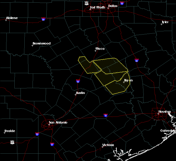 Radar Image for Severe Thunderstorms near Rockdale, TX at 5/27/2020 2:09 PM CDT