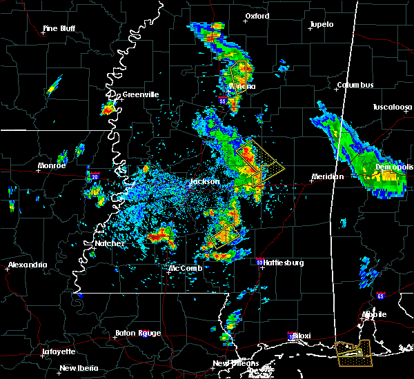 Radar Image for Severe Thunderstorms near Pearl River, MS at 5/27/2020 5:15 PM CDT