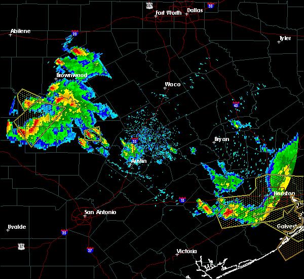 Radar Image for Severe Thunderstorms near Burnet, TX at 5/27/2020 5:17 PM CDT