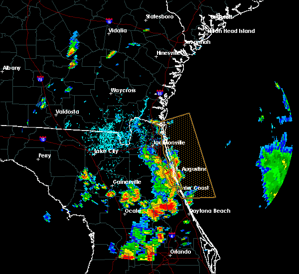 Radar Image for Severe Thunderstorms near World Golf Village, FL at 5/28/2020 3:47 PM EDT