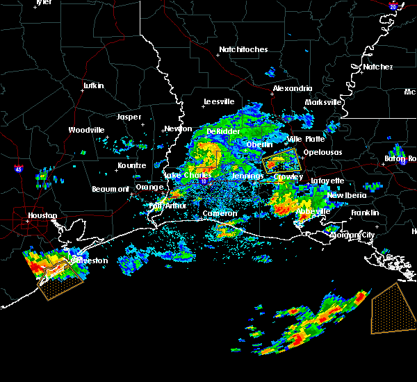 Radar Image for Severe Thunderstorms near Branch, LA at 5/28/2020 4:16 PM CDT