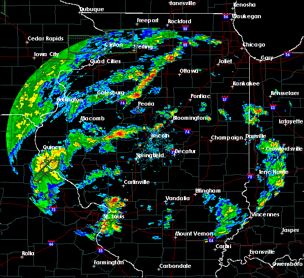 Radar Image for Severe Thunderstorms near Hopewell, IL at 5/28/2020 4:49 PM CDT
