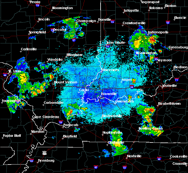 Radar Image for Severe Thunderstorms near Iuka, IL at 5/28/2020 8:57 PM CDT