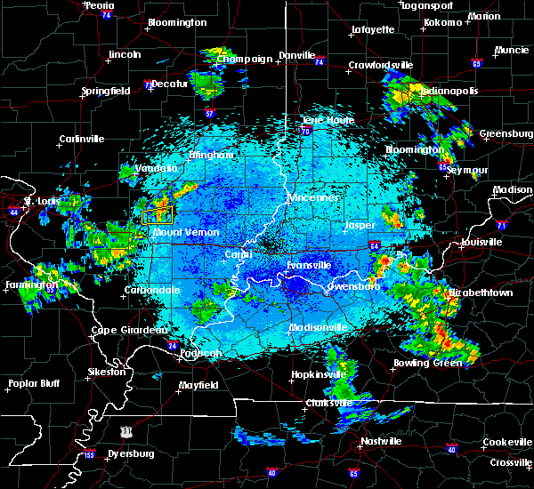 Radar Image for Severe Thunderstorms near Iuka, IL at 5/28/2020 9:28 PM CDT