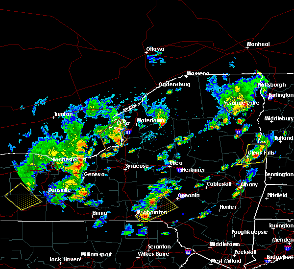 Radar Image for Severe Thunderstorms near Clyde, NY at 5/29/2020 3:10 PM EDT