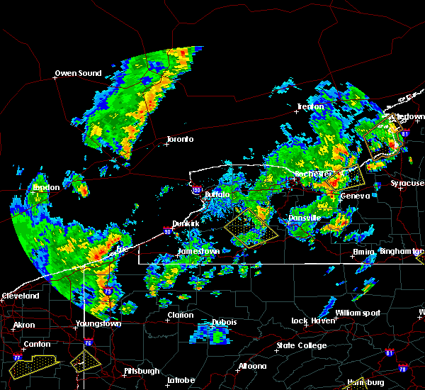 Radar Image for Severe Thunderstorms near Angelica, NY at 5/29/2020 3:13 PM EDT