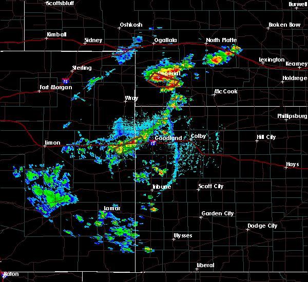 Radar Image for Severe Thunderstorms near Imperial, NE at 6/2/2020 4:23 PM MDT