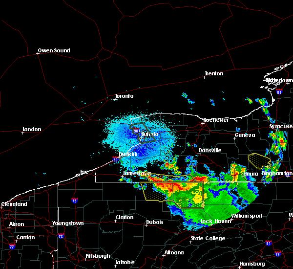Radar Image for Severe Thunderstorms near Portville, NY at 6/3/2020 1:14 AM EDT