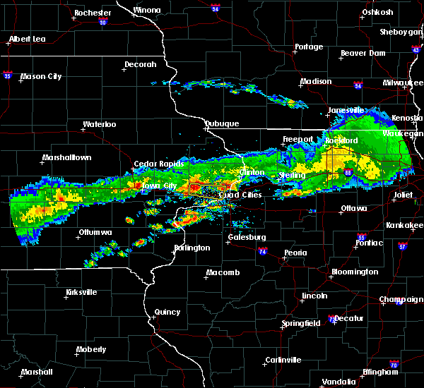Radar Image for Severe Thunderstorms near Maysville, IA at 6/3/2020 6:43 AM CDT