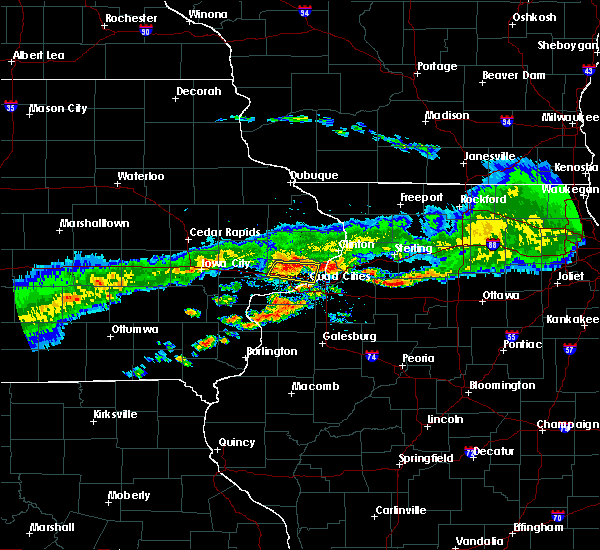 Radar Image for Severe Thunderstorms near Maysville, IA at 6/3/2020 6:55 AM CDT