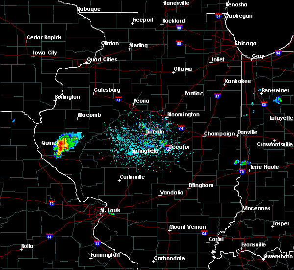 Radar Image for Severe Thunderstorms near Mount Sterling, IL at 6/3/2020 2:50 PM CDT