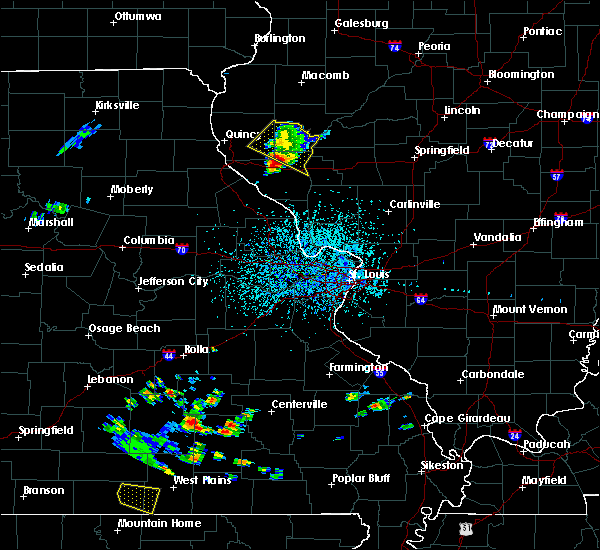 Radar Image for Severe Thunderstorms near Perry, IL at 6/3/2020 3:18 PM CDT