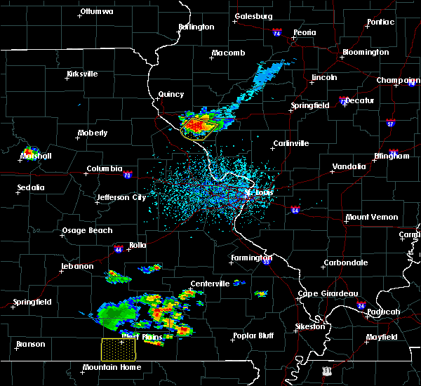 Radar Image for Severe Thunderstorms near Pleasant Hill, IL at 6/3/2020 4:08 PM CDT