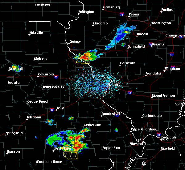 Radar Image for Severe Thunderstorms near Clarksville, MO at 6/3/2020 4:32 PM CDT