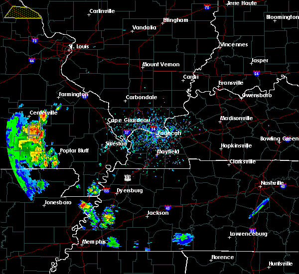Radar Image for Severe Thunderstorms near Piedmont, MO at 6/3/2020 5:24 PM CDT