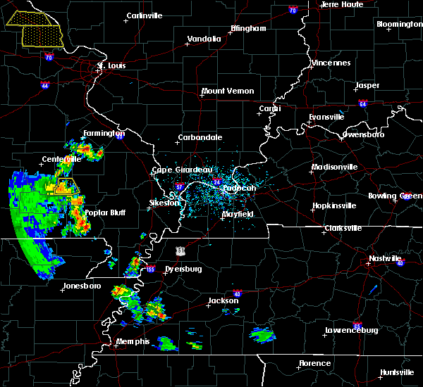 Radar Image for Severe Thunderstorms near Piedmont, MO at 6/3/2020 5:42 PM CDT