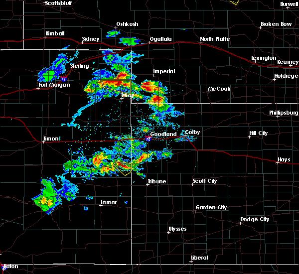 Radar Image for Severe Thunderstorms near Imperial, NE at 6/3/2020 4:45 PM MDT