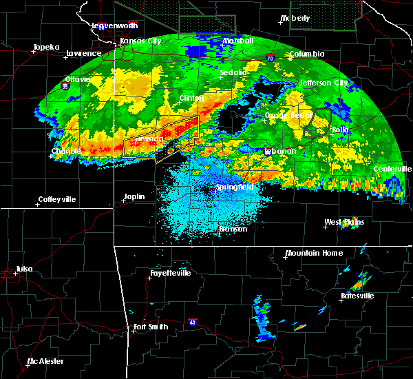 Radar Image for Severe Thunderstorms near Milo, MO at 6/4/2020 4:04 AM CDT
