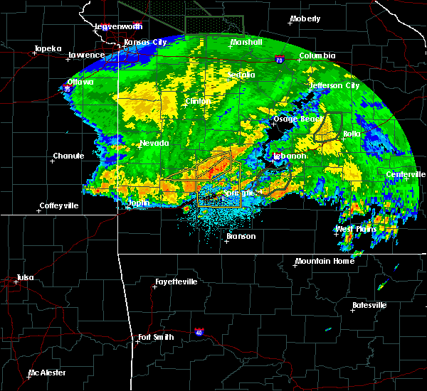 Radar Image for Severe Thunderstorms near Halfway, MO at 6/4/2020 4:53 AM CDT