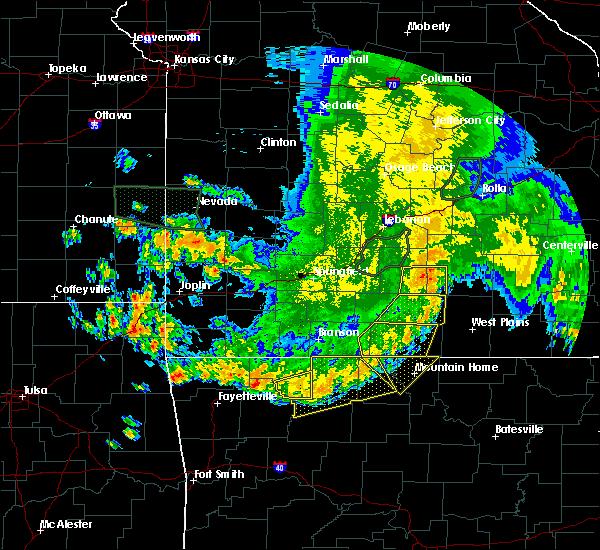 Radar Image for Severe Thunderstorms near Summit, AR at 6/4/2020 6:28 AM CDT