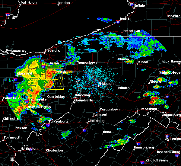 Radar Image for Severe Thunderstorms near Zoar, OH at 6/4/2020 2:49 PM EDT