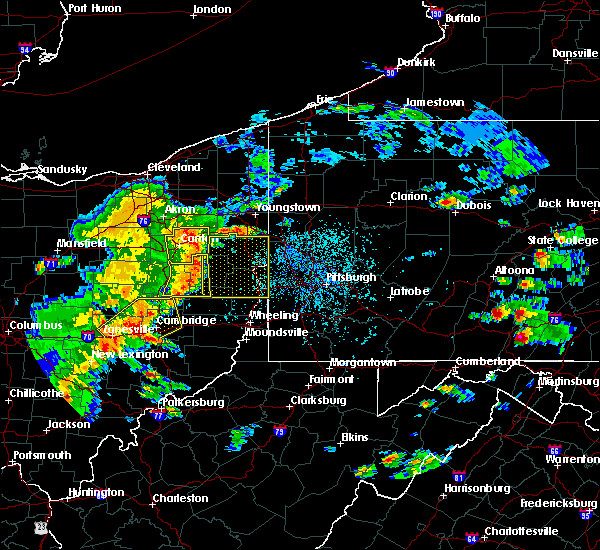 Radar Image for Severe Thunderstorms near Mineral City, OH at 6/4/2020 3:09 PM EDT