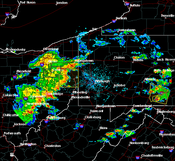 Radar Image for Severe Thunderstorms near Homeworth, OH at 6/4/2020 3:36 PM EDT