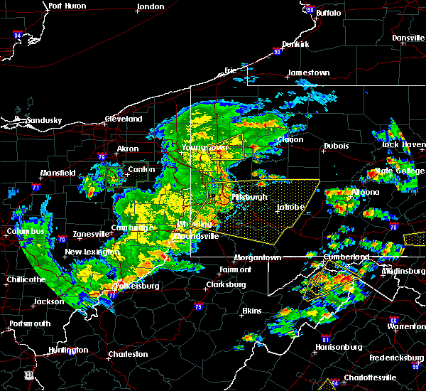 Radar Image for Severe Thunderstorms near Cherry Valley, PA at 6/4/2020 4:57 PM EDT