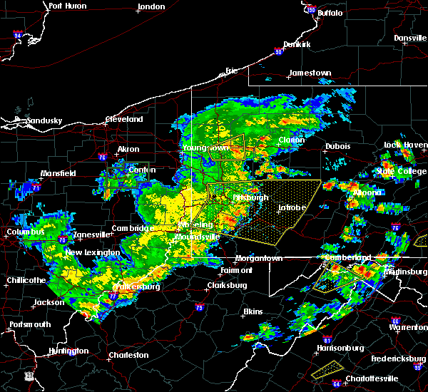 Radar Image for Severe Thunderstorms near Cherry Valley, PA at 6/4/2020 5:20 PM EDT