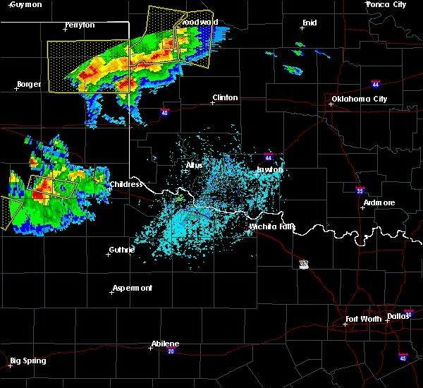 Radar Image for Severe Thunderstorms near Cheyenne, OK at 6/4/2020 5:30 PM CDT
