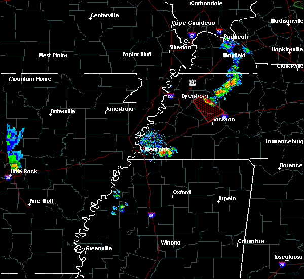 Radar Image for Severe Thunderstorms near Jackson, TN at 6/4/2020 5:42 PM CDT