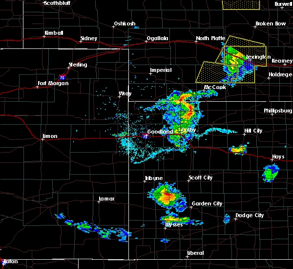 Radar Image for Severe Thunderstorms near Clayton, KS at 6/4/2020 7:26 PM CDT