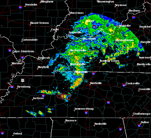 Radar Image for Severe Thunderstorms near Centerville, TN at 6/4/2020 8:31 PM CDT
