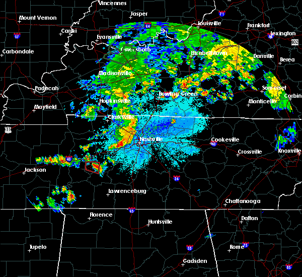 Radar Image for Severe Thunderstorms near Centerville, TN at 6/4/2020 9:01 PM CDT