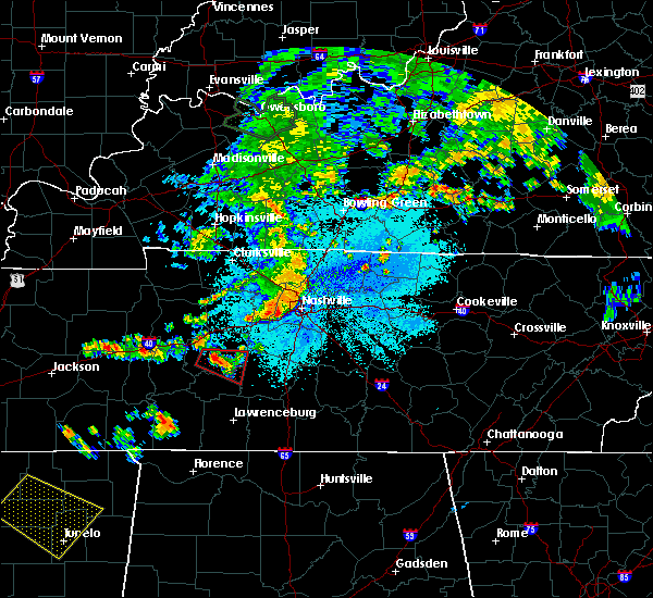 Radar Image for Severe Thunderstorms near Centerville, TN at 6/4/2020 9:11 PM CDT