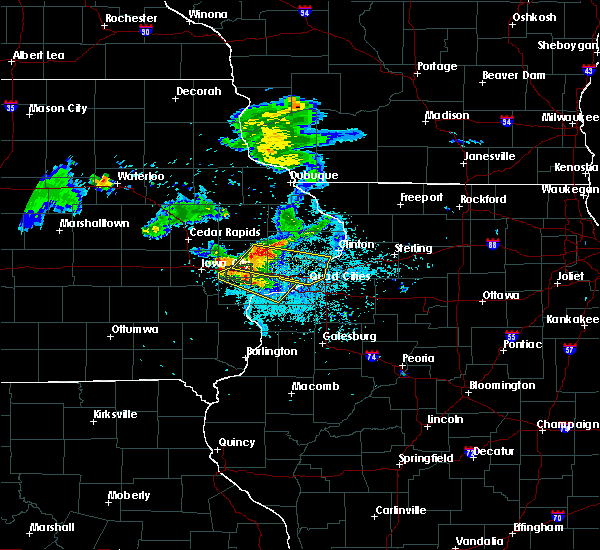 Radar Image for Severe Thunderstorms near Atalissa, IA at 6/4/2020 9:14 PM CDT