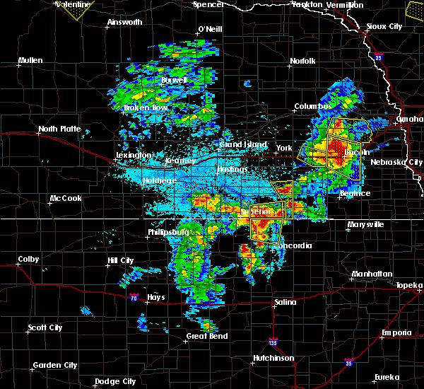Radar Image for Severe Thunderstorms near Gilead, NE at 6/4/2020 11:47 PM CDT
