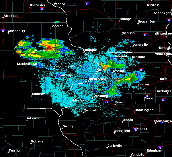 Radar Image for Severe Thunderstorms near Winthrop, IA at 6/5/2020 12:41 AM CDT