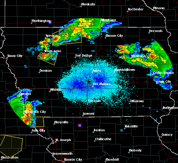 Radar Image for Severe Thunderstorms near Lakeside, IA at 6/5/2020 1:13 AM CDT