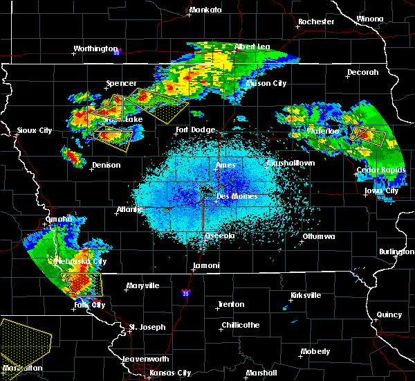 Radar Image for Severe Thunderstorms near Lakeside, IA at 6/5/2020 1:24 AM CDT