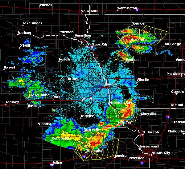 Radar Image for Severe Thunderstorms near Arthur, IA at 6/5/2020 1:46 AM CDT