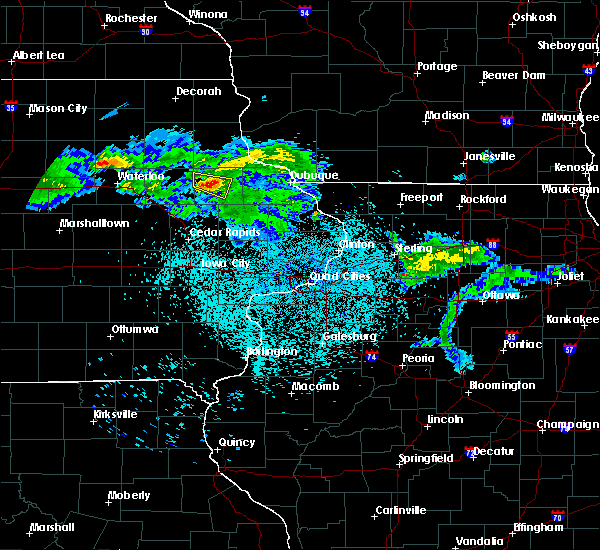 Radar Image for Severe Thunderstorms near Earlville, IA at 6/5/2020 1:54 AM CDT